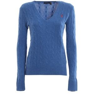 Polo Ralph Lauren wool and cashmere sweater